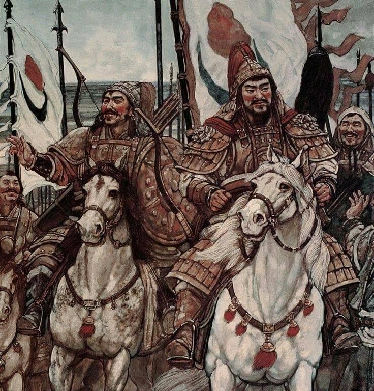 Cengizhan'ın Otrar olayından sonraki konuşması