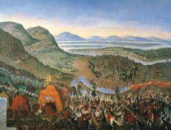 Türklere yardıma gelen melek ordusu