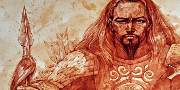 Attila'nın Katalanum savaşı nutku