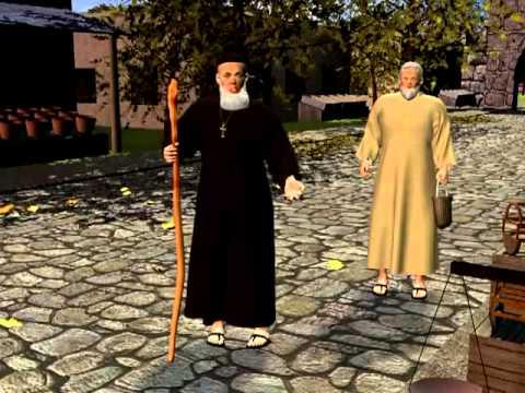 Fatih Sultan Mehmet ve İki Papaz