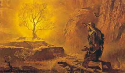Hz. Musa ve üç yüz seneden beri ibadet eden zat