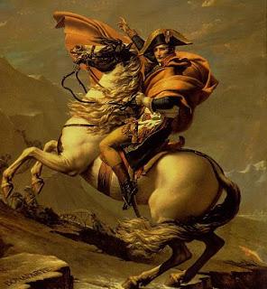 """Napolyon """"Ölümle burun buruna gelmek nasıl bir duygu"""""""