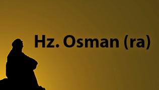 Hazreti Osman 'ın Cömertliği
