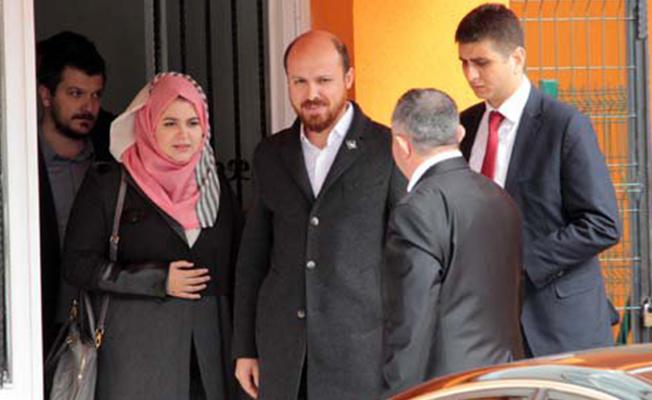Bilal Erdoğan'ın imzaladığı belge CHP'nin eline geçti