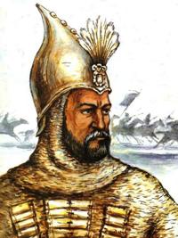 """Uzun Hasan """"Osmanlı askerinin deryasından bir damla almakla denizin köpürmesine kusur gelmez."""""""