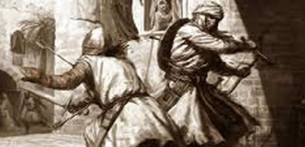 Hasan Sabbah'ın daileri cinayet işlerken neden hançer kullanıyorlar?