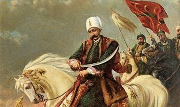 """Yavuz Sultan Selim """"Elçiye gerek yok Mısır'a ben geliyorum"""""""