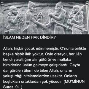 İslam Neden Hak Dindir?
