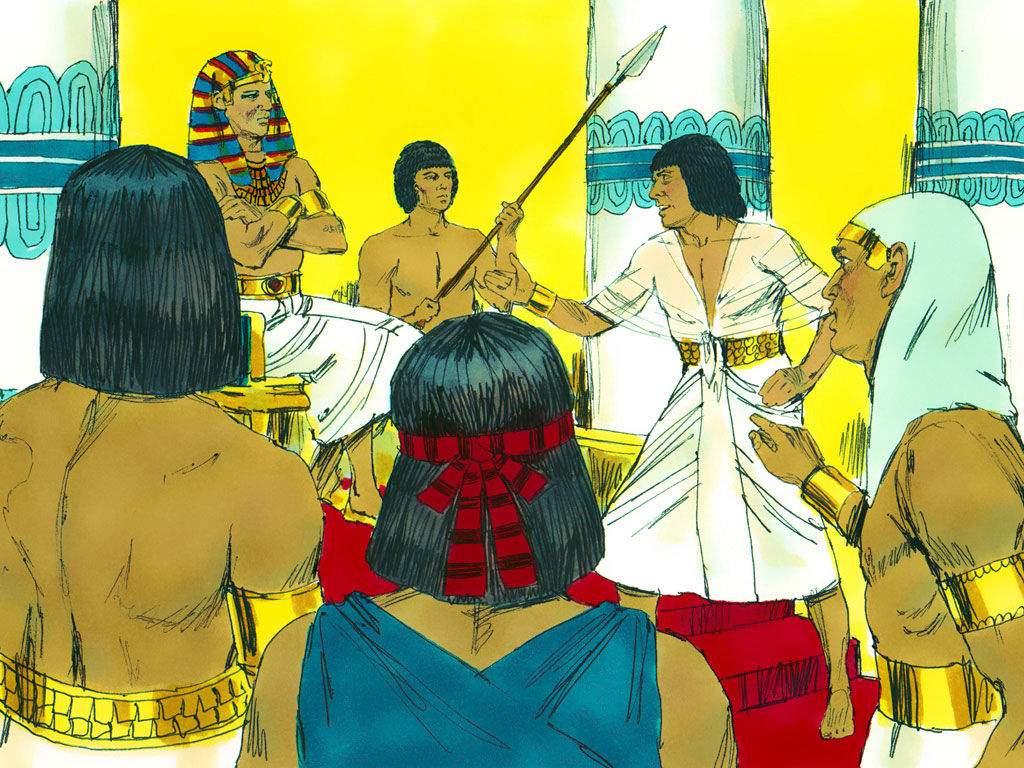 Firavun ve Sihirbazların iman etmesi