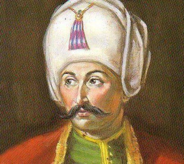 Yavuz Sultan Selim ve babası 2. Beyazıd'ın savaşı