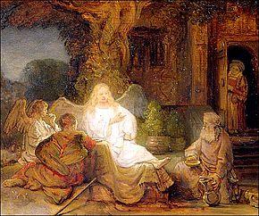 Hz İbrahim'in Cebrail (a.s) söylediği söz