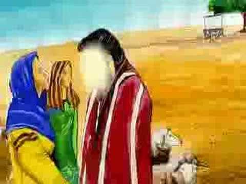 Hz Musa ve tevbesini bozan adam