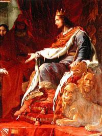 Hz Süleyman'ın Üzüntüsü