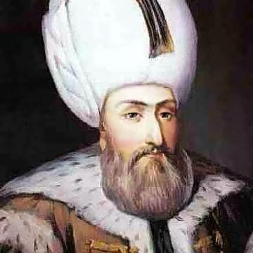 Kanuni Sultan Süleyman'ın Rodos Şövalyesi L'ısle-Adam'a fermanı
