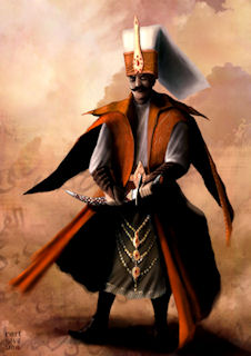 Osmanlı'nın Elbisesi Yetiyordu