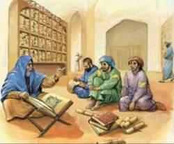 Abdullah bin Mübarek ve çoban'ın konuşması