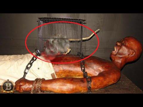 Ortaçağ İşkencesi - Sıçan işkencesi