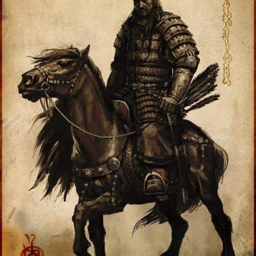Cengizhan'ın Süvari Komutanı- Cebe Noyan