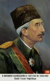 Atatürk'ün Vahdettin'e teklifi