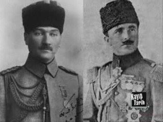 Enver Paşa'nın Mustafa Kemal hakkındaki sözleri