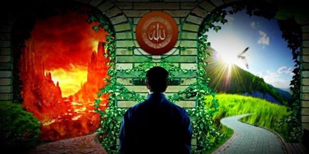 Hz Muhammed ''İnsanları cennete ve cehenneme sokan 2 şey''