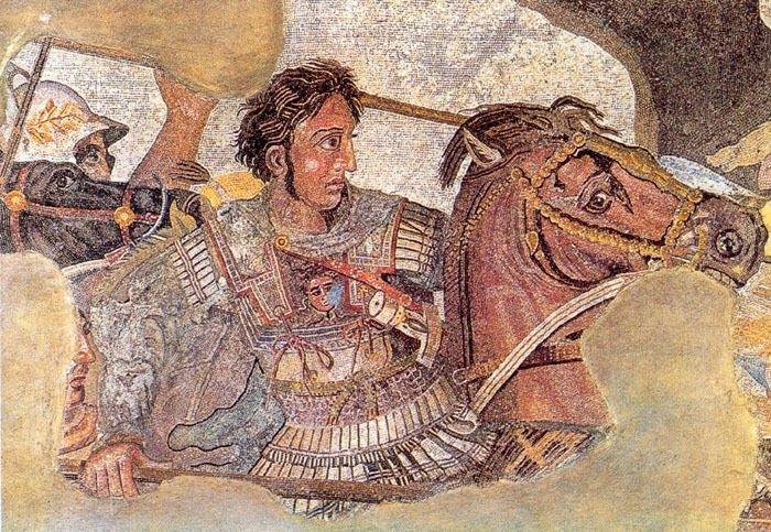 Büyük İskender'in kendisi hakkında konuşanlara cevabı