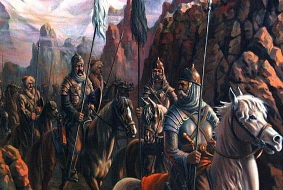 Hunların ücret karşılığında Roma'ya yardım etmesi ve savaş taktikleri