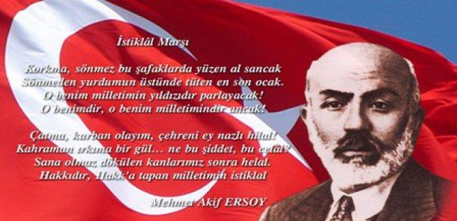 Mehmet Akif Ersoy, İstiklal Marşı'ndan aldığı parayı ne yaptı?