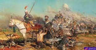 Ulus Han'ın Timur'a mektubu ve Timur'un Toktamış'ı himayesine alması