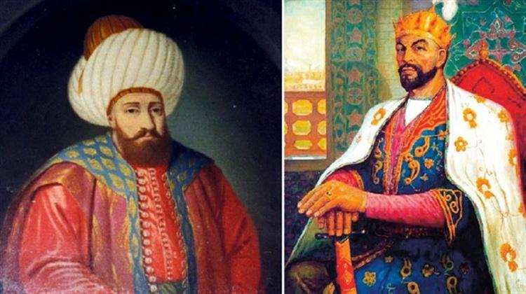 Timur ve Yıldırım Bayezit arasında geçen konuşma