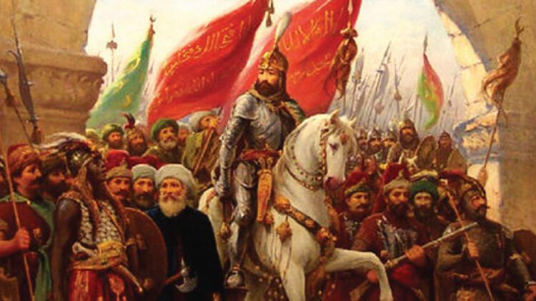 Fatih Sultan Mehmed, Ayasofya'ya girdiğinde ne yaptı?