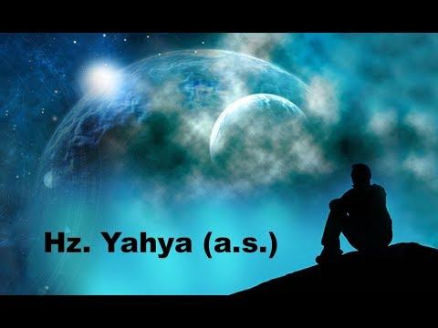 Hz Yahya'nın çocukluğu
