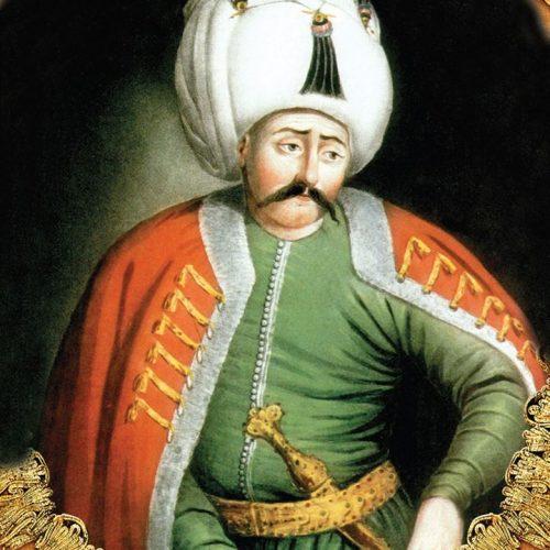 Yavuz Sultan Selim'in Yeniçerilere Konuşması