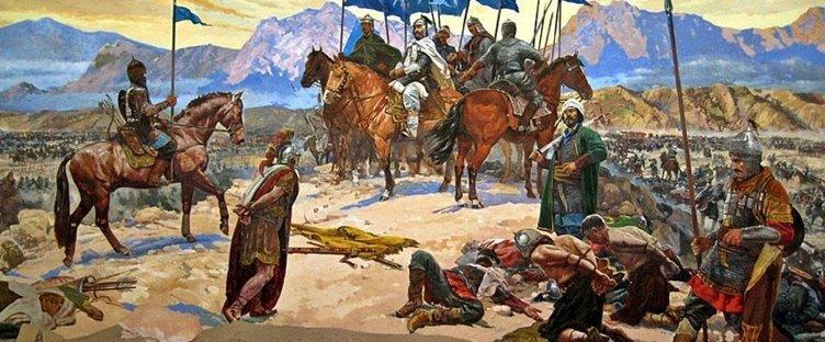 Alparslan'ın elçilerinin Romen Diyojen'e cevabı