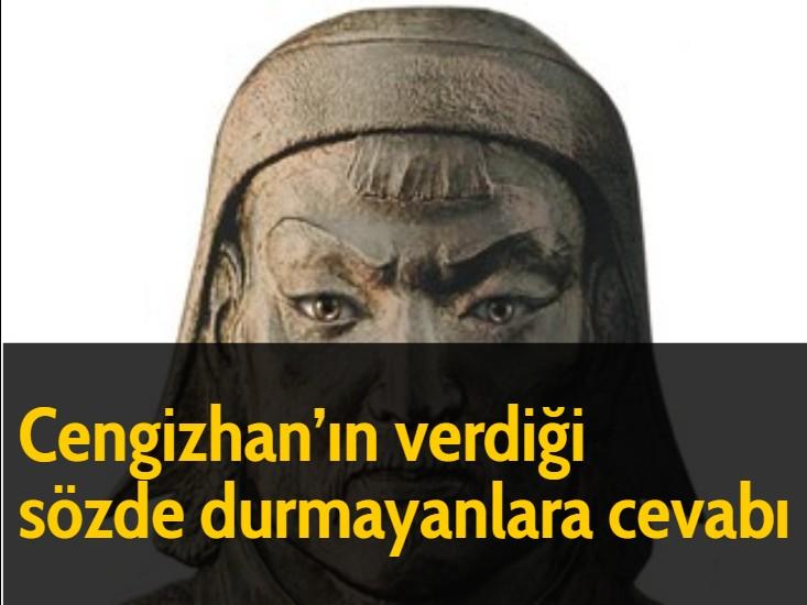 Cengizhan'ın verdiği sözde durmayanlara cevabı