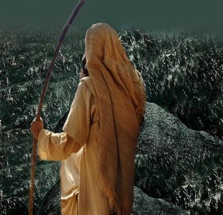 Kavmi tarafından dövülen bir peygamber kavmine nasıl dua etmiştir?